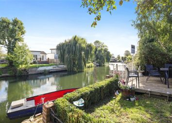 Thumbnail 3 bed detached house for sale in The Creek, Sunbury-On-Thames, Surrey