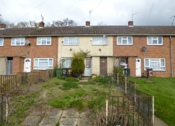 Thumbnail 2 bedroom terraced house for sale in Llewellyn Walk, Corby