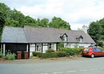 Thumbnail 2 bed cottage for sale in Llanyblodwel, Oswestry