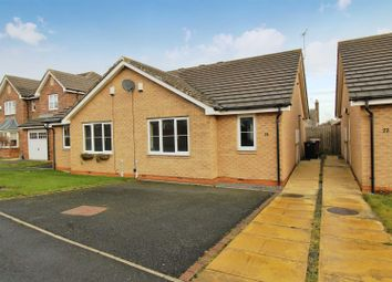 Thumbnail 1 bed semi-detached bungalow for sale in Briar Vale, Whitley Bay