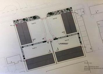 Thumbnail Land for sale in Site C, Plot 101, Amy Johnson Way, Blackpool Business Park, Blackpool