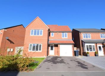 Thumbnail 4 bed detached house for sale in Jocelyn Way, Middlesbrough