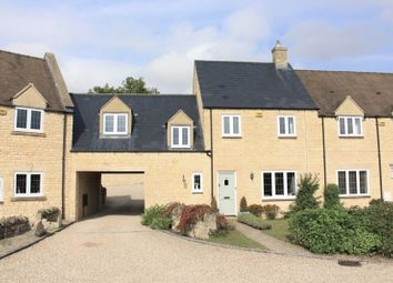 Thumbnail 3 bed link-detached house to rent in The Stocks, Chadlington, Chipping Norton