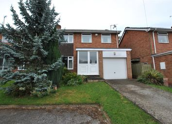 Thumbnail 4 bed semi-detached house for sale in Collum End Rise, Leckhampton, Cheltenham, Gloucestershire