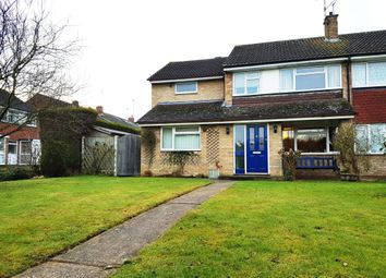 Thumbnail 5 bed end terrace house for sale in Bullen Walk, Galleywood, Chelmsford