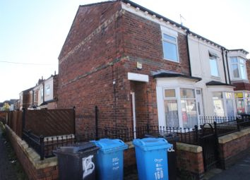 Thumbnail 2 bed end terrace house for sale in De La Pole Avenue, Hull