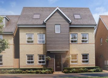 Thumbnail 4 bedroom detached house to rent in The Ridge, London Road, Hampton Vale, Peterborough
