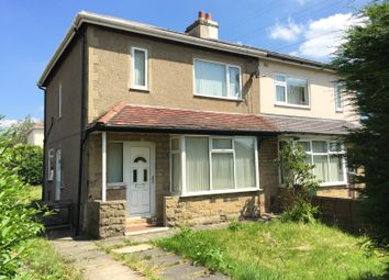 Thumbnail 3 bed semi-detached house to rent in Wrose Road, Wrose, Bradford