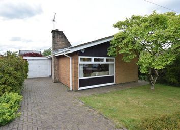 Thumbnail 3 bedroom detached bungalow for sale in Steam Mill Lane, Ripley, Derbyshire