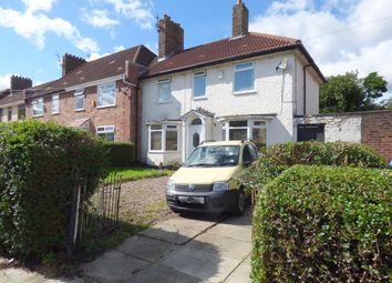 Thumbnail 3 bedroom terraced house for sale in Twig Lane, Huyton, Liverpool