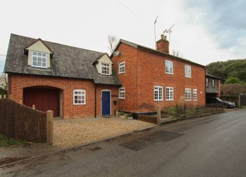 Thumbnail 4 bed semi-detached house for sale in The Street, Thurlow, Haverhill
