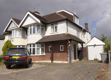 Thumbnail 5 bed semi-detached house for sale in Ebrington Road, Harrow, Middlesex