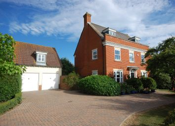 Thumbnail 5 bed detached house for sale in Mereworth Road, South Woodham Ferrers, Essex