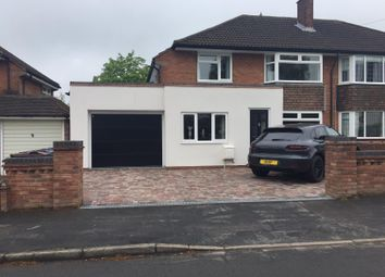 Thumbnail 3 bed detached house to rent in Ashfurlong Crescent, Sutton Coldfield