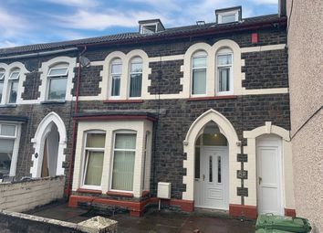 Thumbnail 7 bedroom terraced house for sale in Wood Road, Treforest, Pontypridd