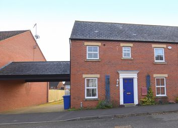3 bed semi-detached house for sale in Winter Gardens Way, Banbury OX16