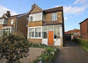 Thumbnail 4 bed detached house for sale in Baronsmead, Halton, Leeds