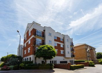 Thumbnail 2 bed flat for sale in Chesterman Court, Corney Reach Way, London