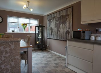 Thumbnail 3 bed semi-detached house for sale in Sheffield Court, Gosport