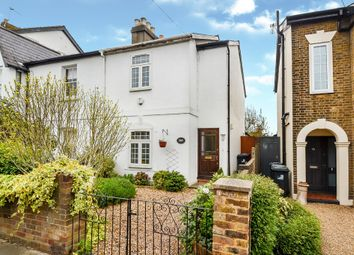 Thumbnail 3 bed semi-detached house for sale in Oak Cottages, Green Lane, London