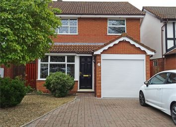 Thumbnail 3 bed detached house for sale in Hayeley Drive, Bradley Stoke, Bristol, Gloucestershire