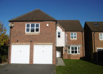 Thumbnail 5 bed detached house for sale in 22 Deeley Close, Watnall, Nottingham, Nottinghamshire