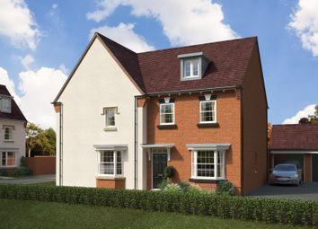 "Thumbnail 3 bedroom semi-detached house for sale in ""Kennett"" at St. Lukes Road, Doseley, Telford"