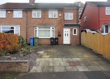 Thumbnail 4 bed semi-detached house for sale in Garthland Road, Hazel Grove, Stockport