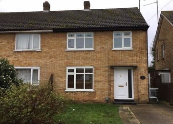 Thumbnail 3 bed semi-detached house to rent in Grosvenor Road, Wisbech