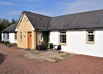 Thumbnail 3 bed link-detached house for sale in East Teaths Farm Cottage, Lanark, South Lanarkshire