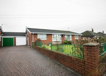 Thumbnail 2 bed semi-detached bungalow to rent in School Lane, Chapel House, Skelmersdale