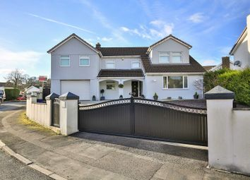 Thumbnail 5 bed detached house for sale in Castell Morlais, Pontsticill, Merthyr Tydfil