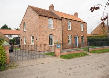 Thumbnail 4 bed detached house for sale in Barrel Hill Road, Sutton-On-Trent, Newark