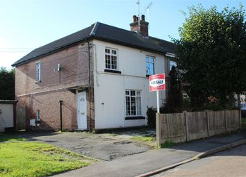 Thumbnail 3 bed semi-detached house to rent in Larch Road, New Ollerton, Nottinghamshire