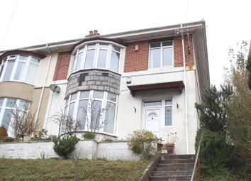 Thumbnail 3 bedroom end terrace house for sale in Old Laira Road, Laira, Plymouth