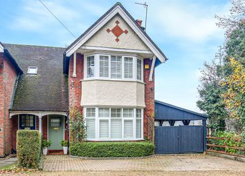 Thumbnail 2 bed semi-detached house for sale in Hurst Green Road, Oxted, Surrey