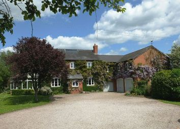 Thumbnail 5 bedroom detached house for sale in Much Marcle, Ledbury