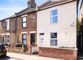 Milton Street, Swanscombe DA10. 3 bed end terrace house for sale