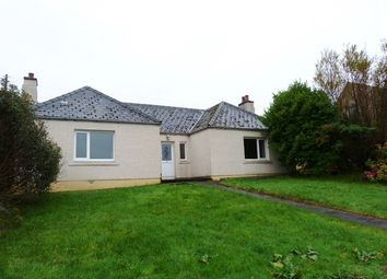 Thumbnail 2 bed detached bungalow for sale in Leveruburgh, Isle Of Harris
