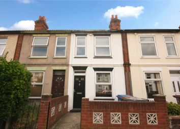 Thumbnail 2 bedroom terraced house to rent in Riverside Road, Ipswich, Suffolk
