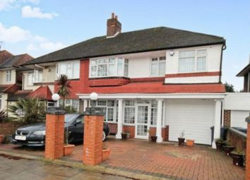 Thumbnail 5 bed semi-detached house for sale in Thornecliffe Road, Southall