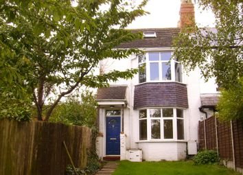 Thumbnail 3 bedroom end terrace house to rent in East Road, Stoney Hill, Bromsgrove