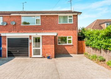 Thumbnail 4 bed semi-detached house for sale in Station Road, Stoke Mandeville, Aylesbury