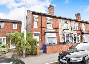Thumbnail 3 bed terraced house for sale in Wyggeston Street, Burton-On-Trent