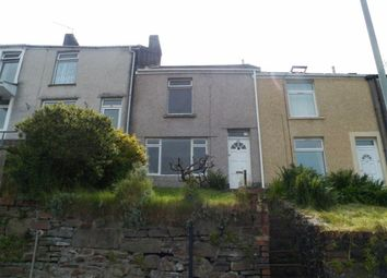Thumbnail 2 bed terraced house to rent in Wheatfield Terrace, Swansea