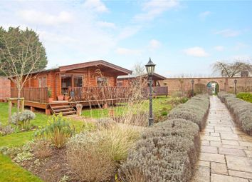 Thumbnail 2 bed detached bungalow for sale in The Walled Garden, Harleyford, Henley Road, Marlow