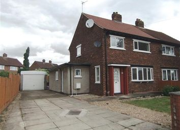 Thumbnail 3 bedroom semi-detached house to rent in Lincoln Gardens, Scunthorpe