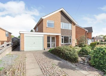 Thumbnail 3 bed detached house for sale in Breachfield Road, Barrow Upon Soar, Loughborough