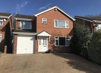 Thumbnail 4 bed detached house for sale in Hillwood Road, Madeley Heath, Crewe, Cheshire