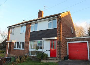 Thumbnail 3 bed semi-detached house to rent in Chiltern Road, Marshalswick, St Albans, Hertfordshire